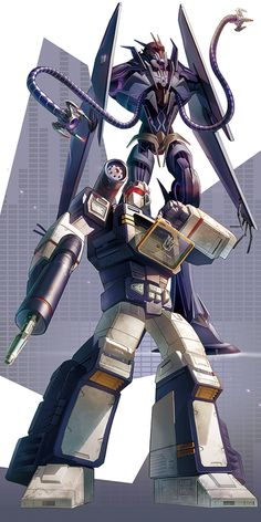 Soundwave...or in this case, Soundwaves