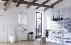 Shower toilet Geberit AquaClean Sela designed by Matteo Thun | Geberit AquaClean