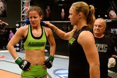 """Shayna Baszler: """"Love Or Hate Her, Ronda Rousey Makes You Watch MMA"""" - http://www.lowkickmma.com/News/shayna-baszler-love-or-hate-her-ronda-rousey-makes-you-watch-mma/"""