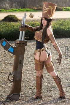 Caitlyn (League of Legends)