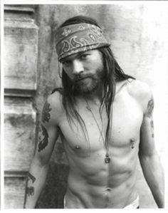 When Axl Rose was still hot.... *sigh*                                                                                                                                                                                 More