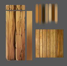 ArtStation - Textures & Materials Training, Pure mage