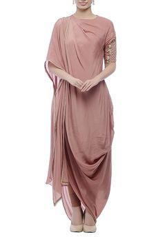 Shop Nidhika Shekhar - Cedar embellished kurta set Latest Collection Available at Aza Fashions