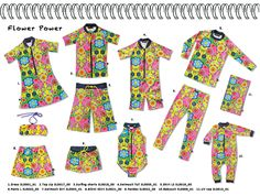 Solamigos SS13, Flower Power, ecological & multifunctional - one garment has many uses. Children are wearing Solamigos for casual wear and when; playing, bicycling, skateboarding, riding, dancing, trekking/running, swimming, surfing or sailing.  www.solamigos.com