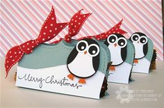 cute owl christmas cards