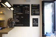 Pressing, 1 rue due Paradis, 75010 Paris. Ouvert du lundi au vendredi de 12h à 14h30 et de 18h30 à 1h. Panini seul à partir de 7,50€. Menu panini, side et boisson à 14,50€.