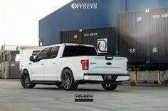 4 2016 F 150 Ford Belltech Lowered 2f 4r Velgen Vft9 Machined Black Boy Toys, Toys For Boys, Lincoln Mark Lt, Tyre Fitting, Wheels And Tires, Ford Trucks, Garage, Cars, Carport Garage