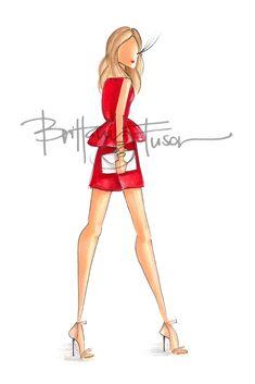 Brittany Fuson: February