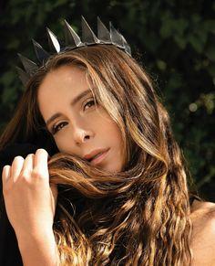 Camila Gallardo, Super Long Hair, Curly Girl, Girl Crushes, Pretty Woman, Hair Beauty, Vogue, Dreadlocks, Long Hair Styles