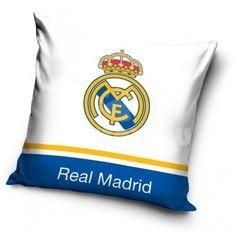 Obliečka na vankúš s motívom Realu Madrid - domtextilu. Real Madrid, Google