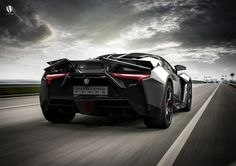Named after the most aggressive and vicious wolf in mythology, the Fenyr SuperSport is set to become an icon in automotive history by its strong design, its formidable performance and exotic origins. A result from years of development by professional experts from around the world, not only from the internal W Motors team but also from our illustrious partners that include names like Magna Steyr Italy and RUF Automotive Germany.  For more information consult our website: www.wmotors.ae