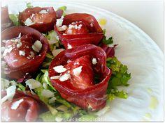 Tortelloni di Bresola. What a great #paleo recipe!