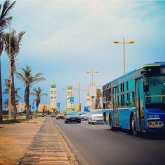 Street scene, Dakar #senegal