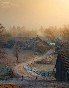Podlasie, Poland Photo by: Tomasz Poskrobko Source: Magia Podlasia Landscape Photos, Landscape Photography, Travel Photography, Beautiful World, Beautiful Places, Central And Eastern Europe, Poland Travel, Krakow Poland, Vacation Spots