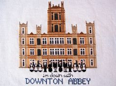 Downton Abbey Addicts: The World of 'Downton Abbey' Swag