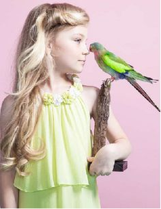Moda infantil. Colores Cítricos. Dino et Lucia