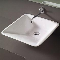 Håndvask The Edge 44.#washbasin #håndvask #bathroom