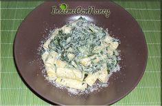 Rigatoni con broccoli e besciamella
