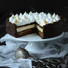 chuť a štýl Russian Recipes, Amazing Cakes, Tiramisu, Cheesecake, Sweets, Candy, Cookies, My Favorite Things, Ethnic Recipes