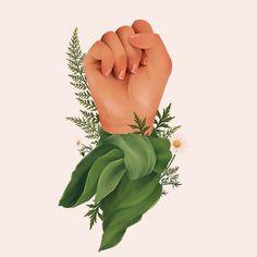 women, argentina e fight imagem no We Heart It Feminist Art, Feminist Quotes, Power Girl, Aesthetic Photo, Grafik Design, Art Design, Black Art, Pretty In Pink, Illustration Art