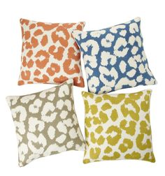 We make custom made replacement covers for cushions and pillows.