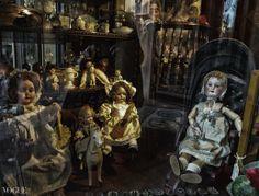 Retrò Dolls | pub. 12 marzo 2014 http://www.vogue.it/photovogue/Portfolio/7a928218-c279-4a17-b6d6-f6502d43041a/Image