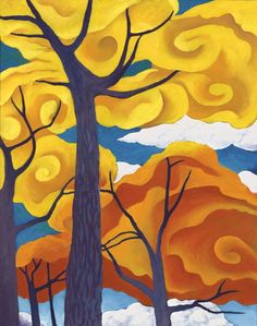 Georgia O'Keeffe – Jack Simonetta – creating Art Photography, Fine Art, Tree Art, Georgia Okeefe, Painting, Art, Georgia O Keeffe Paintings, Abstract, American Artists