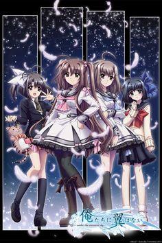 We Without Wings - under the innocent sky - Anime-Kage.Net - Anime, manga si desene in romana Sky Anime, Anime Art, Anime Eng Sub, Dragon Movies, Dragon Star, Animes To Watch, Deadman Wonderland, Anime Reccomendations, Cute Anime Character