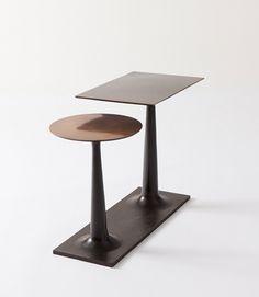 Side and Coffee TablesPatrick Naggar