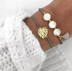 etwas besonderes something special etwas besonderes etwas besonderes something special etwas besonderes Bracelet Love, Cute Bracelets, Ankle Bracelets, Handmade Bracelets, Silver Bracelets, Jewelry Bracelets, Handmade Jewelry, Bracelet Charms, Bohemian Bracelets