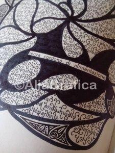 """#KoanPages #ink #book """"Senza cordone di alimentazione"""": http://aliagrafica.altervista.org/shop/koan-pages/product/11-senza-cordone-di-alimentazione"""