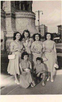 Zaman ne çok değişiyor İstanbul'da  F: 1950'ler, Taksim