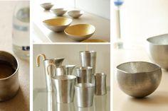 お酒の雑味を除き、まろやかな味わいになる錫(すず)の酒器。 抗菌性・熱伝導がよく、錆びや腐食に強い錫は、日本古…