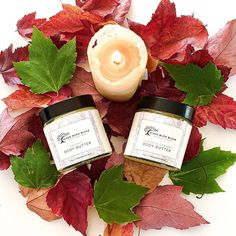 Different Body Butters do different things, find out why & how I use two! Candle Jars, Candles, Free Plants, Body Butter, Natural Skin Care, Cruelty Free, Plant Based, Herbs, Candy