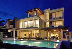 architecture design maison de luxe