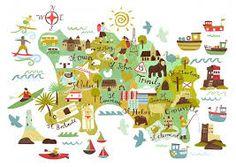 maps illustration - Buscar con Google