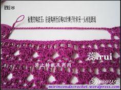Bolero em crochê passo a passo - Katia Ribeiro Crochê Moda e Decoração Crochet Clothes, Crochet Hats, Crochet Ideas, Crochet Necklace, Knitting, Blog, Gabriel, Cardigans, Clothing