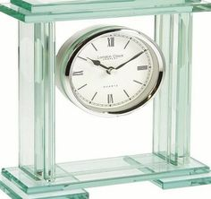 London Clock Co. Modern Glass Quartz Carriage/ Mantel Clock by London Clock Co Product Description Features <ul> <li>The sleek glass styling adds a contemporary yet sophisticated impression. The clock would look fantastic on almost any m (Barcode EAN = 5013648004243) http://www.comparestoreprices.co.uk/mantel-and-carriage-clocks/london-clock-co-modern-glass-quartz-carriage-mantel-clock-by-london-clock-co.asp