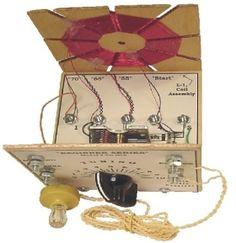Peebles Originals ~ Crystal Radio Kits, Tube Radio Kits and more! Arduino, Pulse Induction Metal Detector, Radio Kit, Qrp, Radio Channels, Ham Radio Antenna, Best Living Room Design, Electronic Circuit Projects, Antique Radio