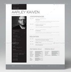 Professional Resume Template, Cover Letter for MS Word, Best CV Design, Instant . Resume Design Template, Cv Template, Resume Templates, Resume Layout, Resume Cv, Cv Design, Layout Design, Modelo Curriculum, Best Cv