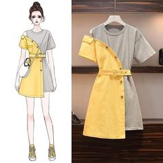 Kpop Fashion Outfits, Girls Fashion Clothes, Mode Outfits, Fashion 2020, Fashion Tips, Fashion Fashion, Dress Outfits, Fashion Online, Winter Fashion