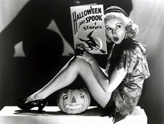 Halloween Pin Up Girls