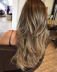 Hair Inspo, Hair Inspiration, Long Layered Hair, Hair 2018, Scarf Hairstyles, Hair Goals, New Hair, Straight Hairstyles, Hair Cuts