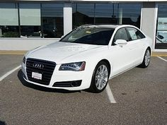 Audi A8 2012. After my Armada dies, this will be my next car. Love it!!!