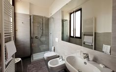 """[NEW COLUMN: Italian #bathrooms: design & style]. Projects, products, ideas and inspiration tipically """"made in Italy"""".   #Bathroomdesign by 3dee.it"""