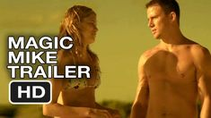 Magic Mike Trailer - Channing Tatum Stripper Movie (2012) Official Trail...