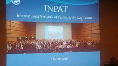 International Network of Pediatric Airway Teams #INPAT #ΩΡΛ #Αρτόπουλος
