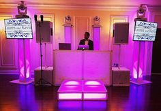 July 3rd Wedding at Soundview Caterers with DJ Juan! Congratulations to Lauren and Kevin! #usdjs