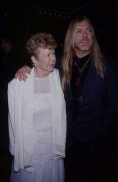 Gregg Allman & Mama A.