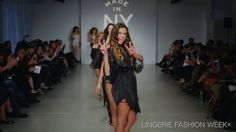 Made in NY at Lingerie Fashion Week SS15